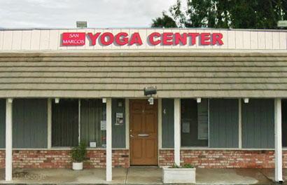 San Marcos Yoga building