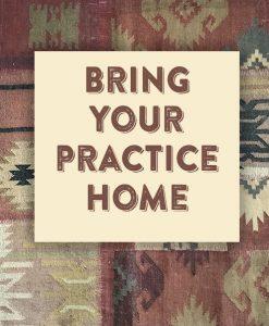 Yoga Home Practice Workshop