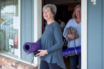 yoga class san marcos vista escondido