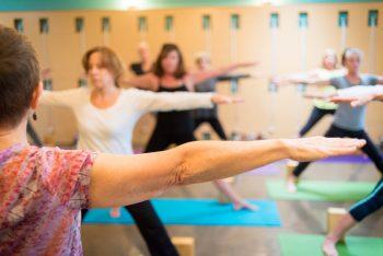 yoga students san marcos