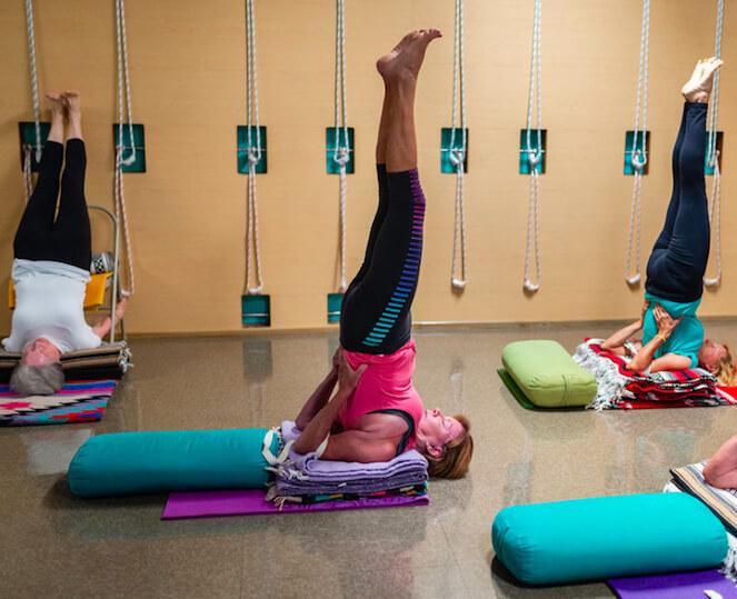 shoulder stand yoga